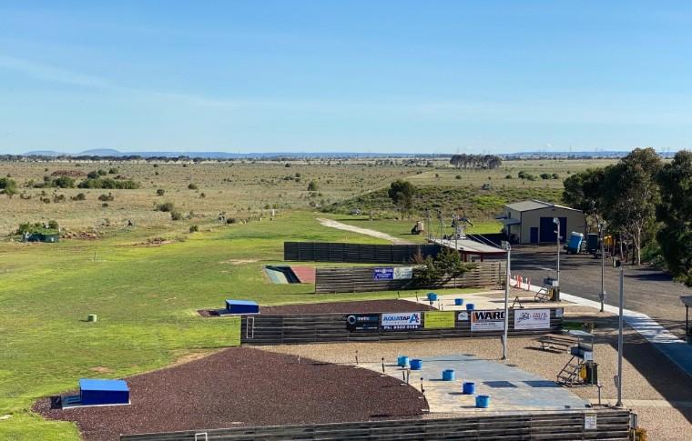 target shooting club facilities
